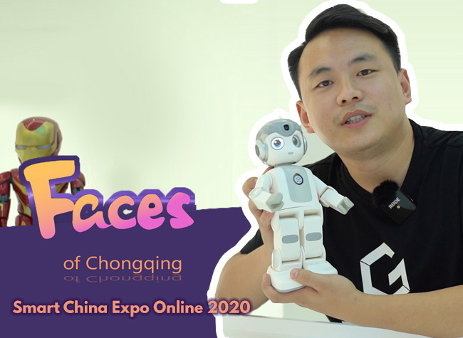Faces of Chongqing: Smart Technology of AI in Our Daily Life