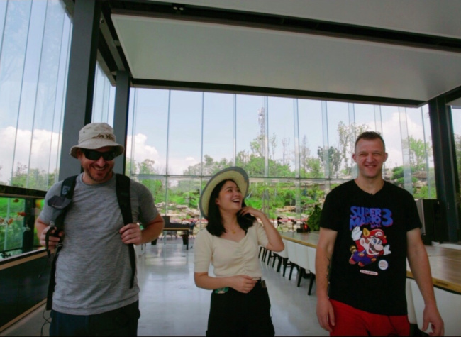An Exciting Exploration into the Lijia Intelligent Park with YouTubers | Travel Guide Special Edition