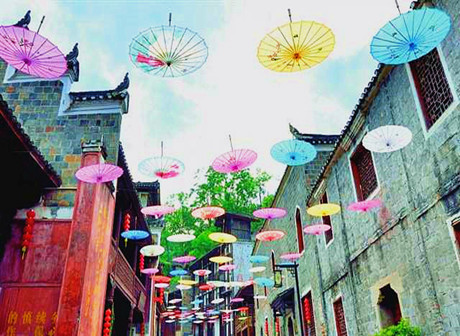 Feast Your Eyes among the Stunning Periphery Lands of Xiushan County