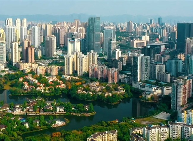 GDP of Yubei District Totals 89.77 Billion in H1
