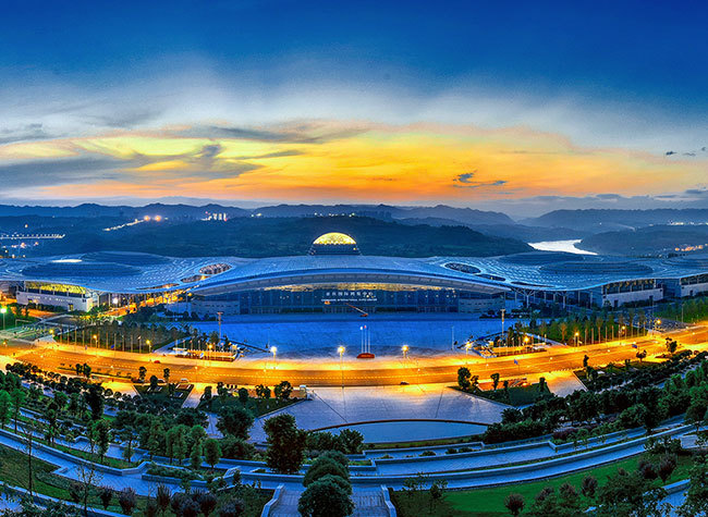 Liangjiang New Area's Foreign Investment Reaches USD 1,269M in H1