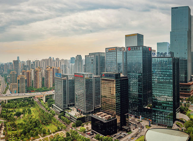 Chongqing's FDI Amounts to USD 248 Million in H1