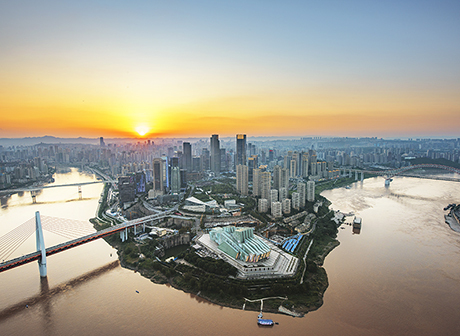 Chongqing's Foreign Investment Reaches USD 4.01 Billion in H1