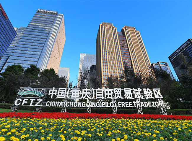 CFTZ's Total Export-import Volume Grew by 9.6% in H1 2020