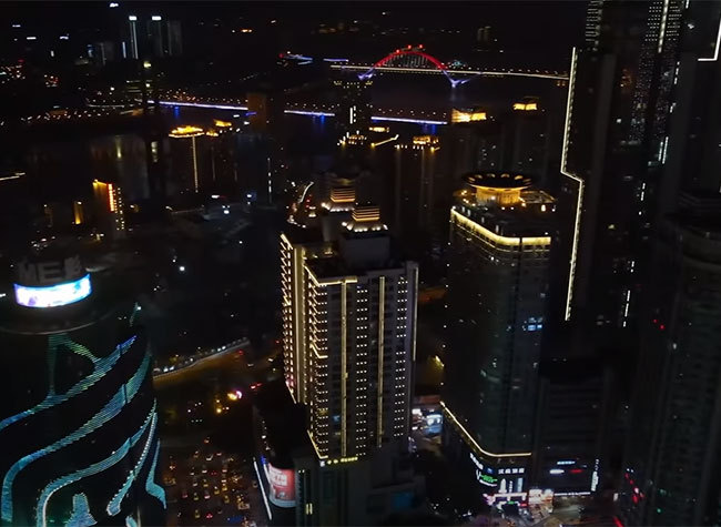 Arriving in China's Insane Megacity : Chongqing China