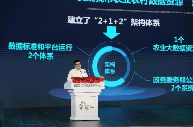 Release of Chongqing Agricultural and Rural Affairs Big Data Platform