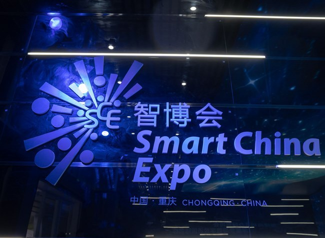 71Big Data, Smart TechProjectsSigned at the Smart China Expo Online