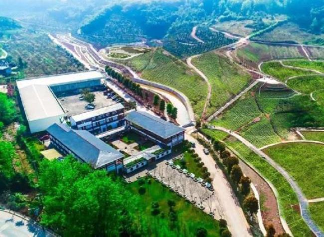 Twelve Beautiful Leisure Villages in Chongqing
