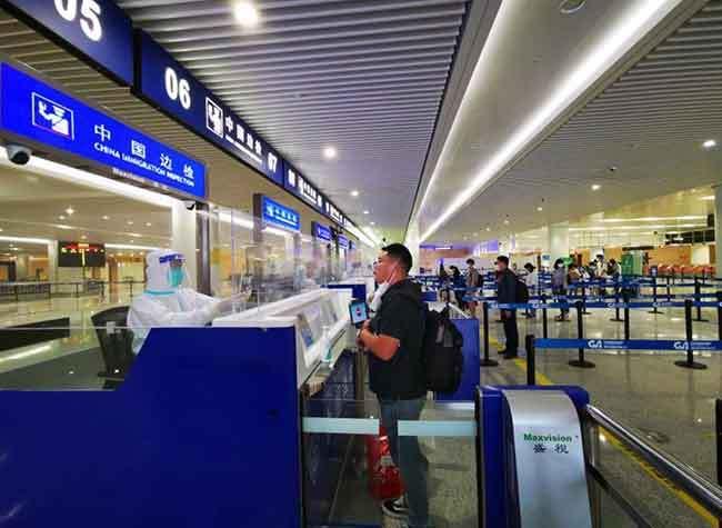 Chongqing's First China-Korea Regular Passenger Flight Takes Off