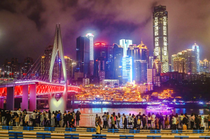 Chongqing's Consumer Market Keeps Picking Up Due to Booming Holiday Economy