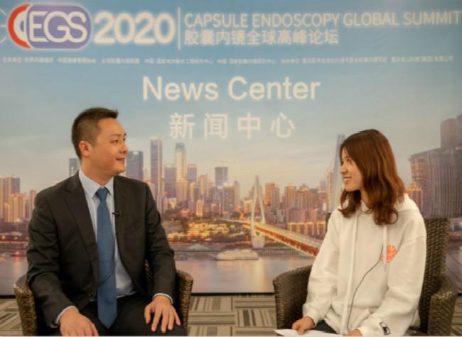 Interview: 5G Robotic Capsule Helps Smart Diagnosis, Treatment