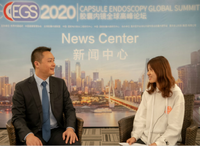 Interview: 5G Robotic Capsule Helps Smart Diagnosis, Treatment