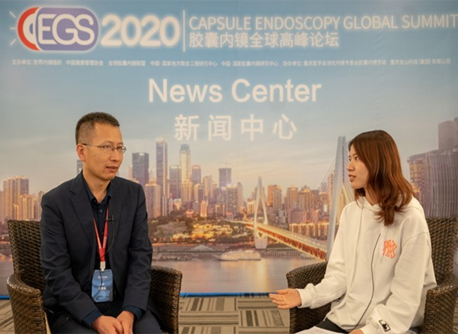 Interview: AI Technology Empower Capsule Endoscopy Will Assist Physicians in Diagnosis