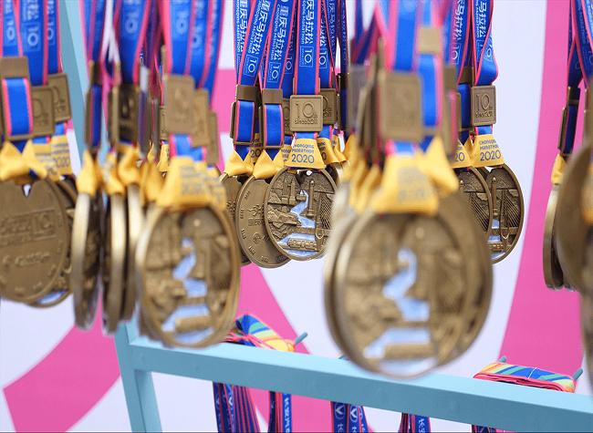 Chongqing Marathon 10th Anniversary: Run and Love the City