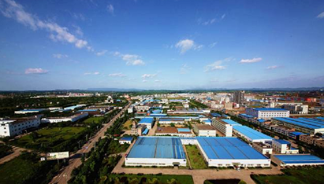 Chongqing's Industrial Parks Gather 80 pct of Its Total Industrial Economy