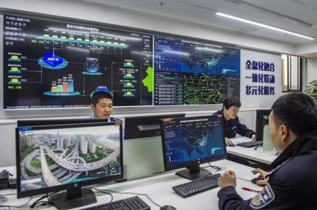 A Modern Comprehensive Transportation System Takes Shape in China's Chongqing