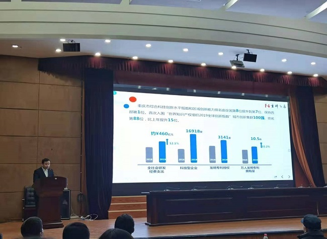 Chongqing Annual Technology Competitiveness: Automobile Industry Ranks the 4th in China