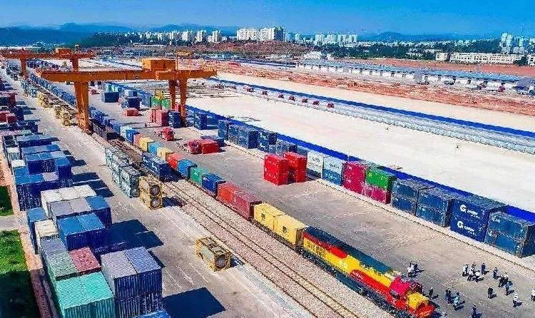 Over 150,000 TEUs Transported via ILSTC