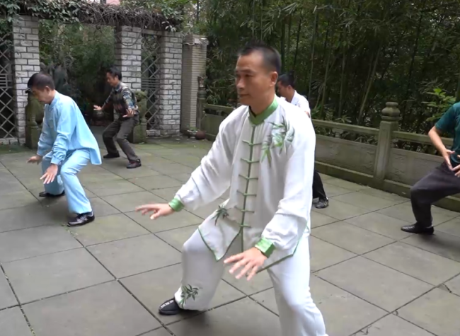 The Kungfu Legend Continues