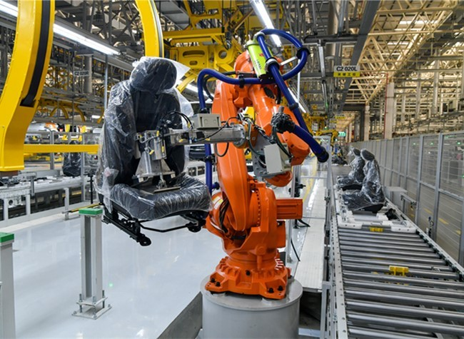 Chongqing Sokon Achieves High Degree of Automation and Intelligence