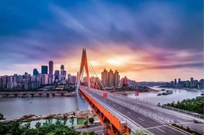 Chongqing Achieves a Regional GDP of 386 billion USD in 2020