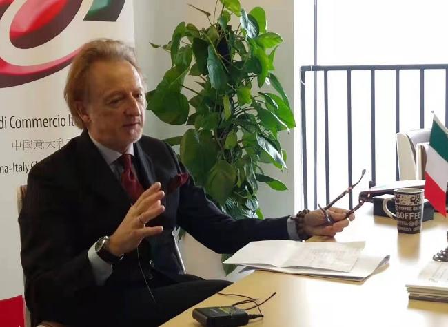 CICC Chairman: Italian Companies Could Contribute More to Chongqing's Development