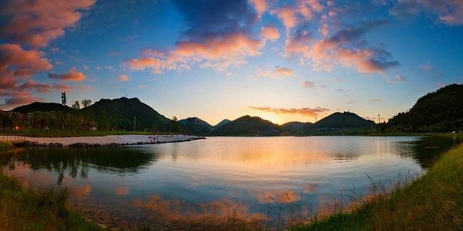 Chongqing Nantian Lake Built as National Tourism Resort