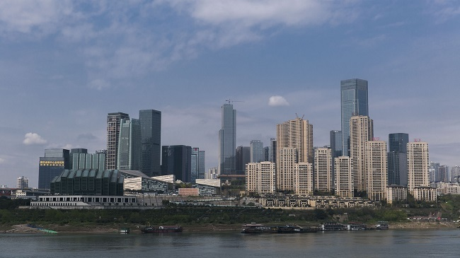 Chongqing Government, China Merchants Group Sign Agreement for High-Quality Development