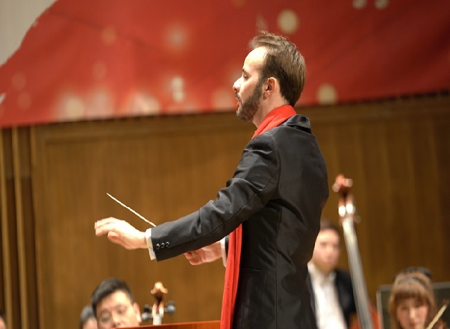 Music across the Border: New Year Concert by Italian Consul General in Chongqing