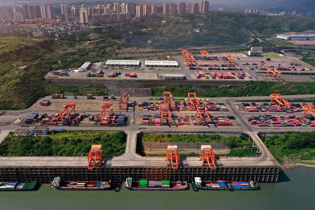 Guoyuan Port Reached over One Billion USD in Imports and Exports
