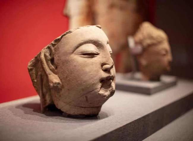 Dazu Rock Carvings Themed Exhibition Opens in Suzhou