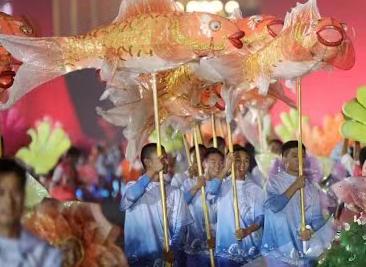 Celebrate the Chinese New Year with the Carp Lantern of Dazu