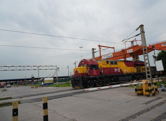 China Railway Express  to Europe Maintains Stable Operation During Spring Festival