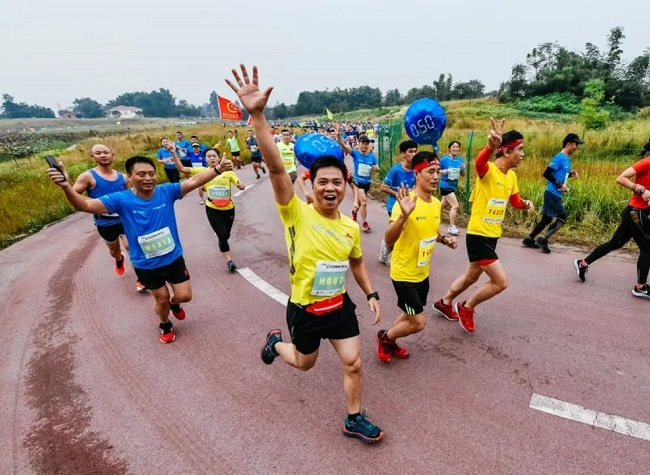 2021 Dazu Longshui Lake Marathon has Open for Registration