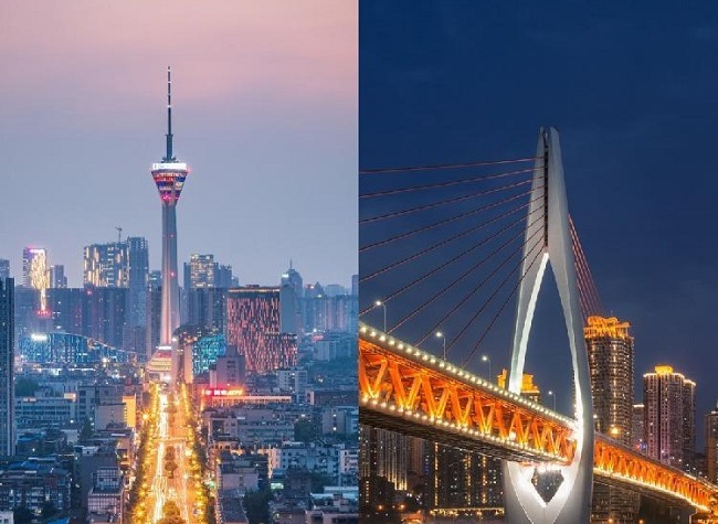 Chengdu, Chongqing to Build an Opening-up Platform and Strategic Channels