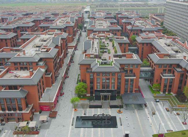 Why Do We Love Chongqing?⑤ Open Future Gathers Pace