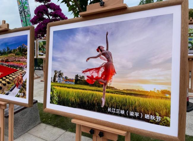 Liangping, Chongqing Expressway Group Launches Agricultural Outlets Fair