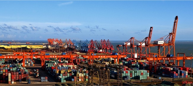 Chongqing Dry Port Project to Be Completed in 2022