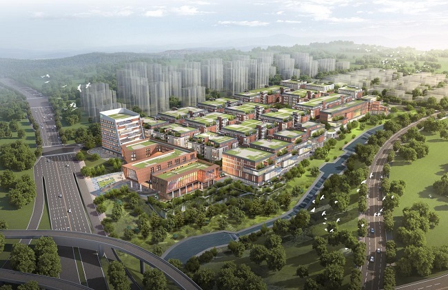 Chongqing Fuels Clustering of Municipal-Level Key Projects