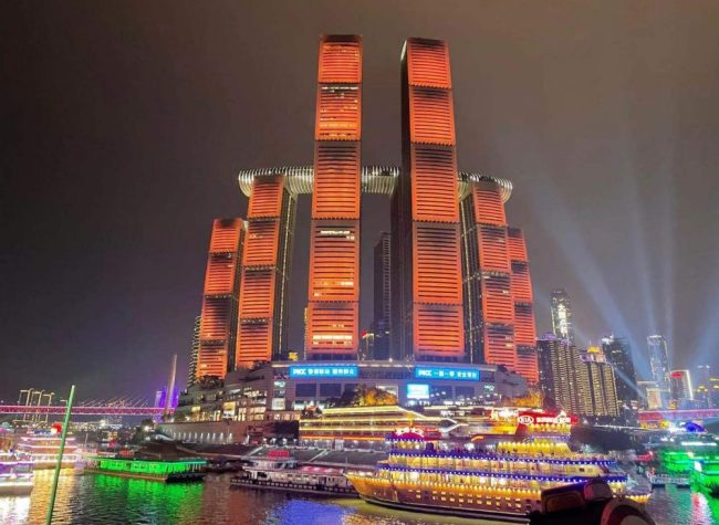 Chongqing Sees 146% Growth Tourist Visits during May Day Holiday