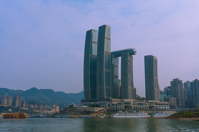 Consumer Market of Chongqing Spreading Around the Globe