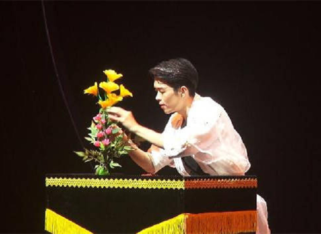 Magic Show Xiandou Wins Gold Award of Jinju Award