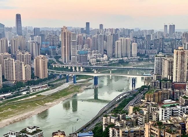 China's Chongqing Conducts First Natural Disaster Risks Cencus