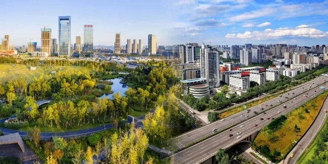 Liangjiang New Area to Embark on a New Journey with Ten Major Projects