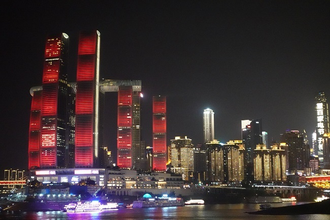 China-Singapore (Chongqing) Industrial Park to Connect Enterprises of Western China tothe World