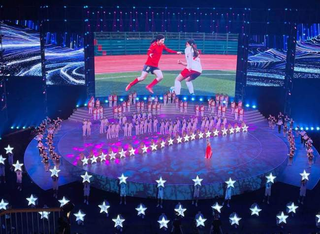 234 New City Records Created in 6th Chongqing Sports Meeting