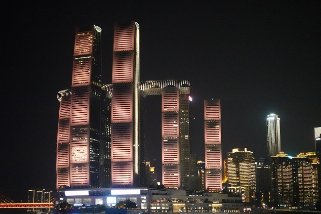 Chongqing and Singapore Signed Projects Exceeding US$4 billion