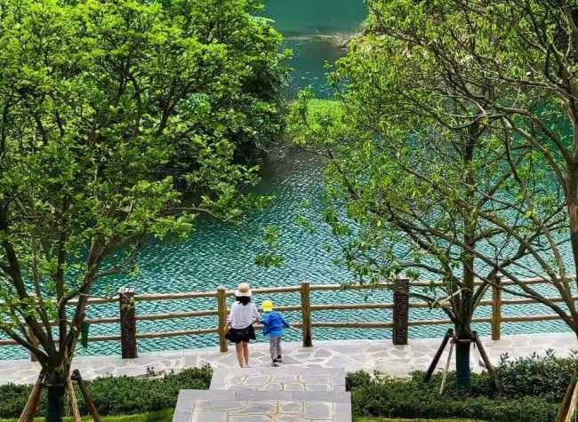 The Mine Park of Yubei