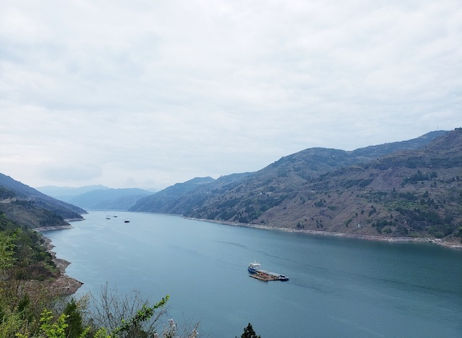 Continuous Improvement of Sewage Treatment in China's Chongqing
