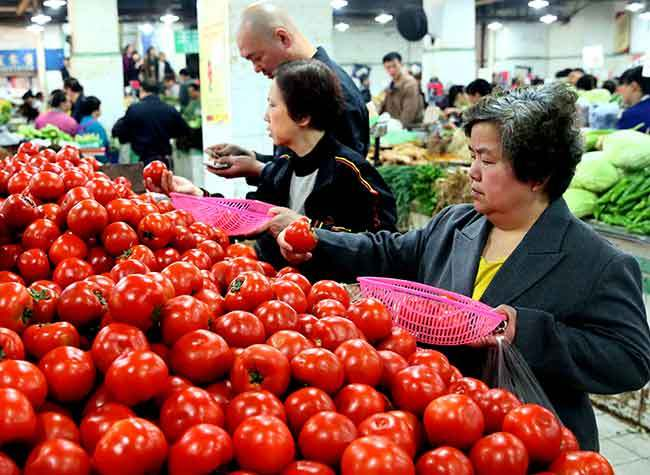 Chongqing to Build Smart Vegetable Markets in the Central Districts